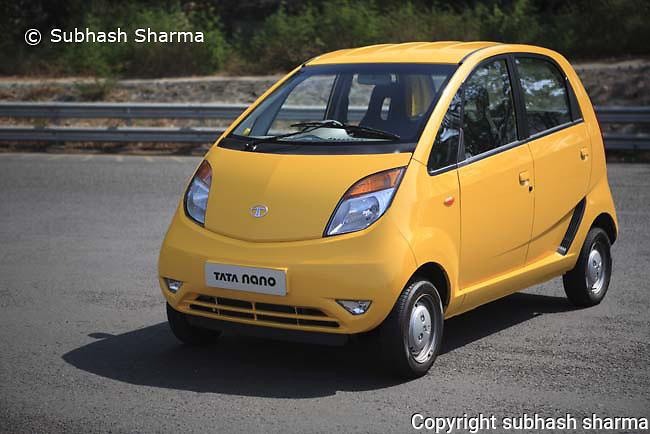 Tata Nano: the CAR for the masses of India
