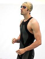 """Trofeo """"Sette Colli"""" di nuoto al Foro Italico, Roma, 8 giugno 2008..""""Seven Hills"""" swimming trophy at Rome's Foro Italico, 8 june 2008..100 meters freestyle men: Italy's Filippo Magnini..UPDATE IMAGES PRESS/Riccardo De Luca"""