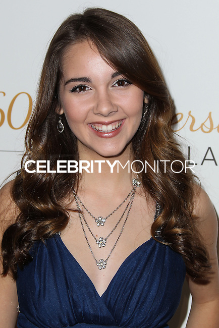 BEVERLY HILLS, CA, USA - MARCH 29: Haley Pullos at The Humane Society Of The United States 60th Anniversary Benefit Gala held at the Beverly Hilton Hotel on March 29, 2014 in Beverly Hills, California, United States. (Photo by Xavier Collin/Celebrity Monitor)