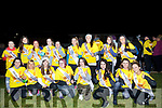 Kerry Rose Contestants at Tralee's Darkness into Light on Saturday morning.