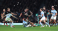 England's Courtney Lawes <br /> Photographer Rachel Holborn/CameraSport<br /> <br /> International Rugby Union Friendly - Old Mutual Wealth Series Autumn Internationals 2017 - England v Argentina - Saturday 11th November 2017 - Twickenham Stadium - London<br /> <br /> World Copyright &copy; 2017 CameraSport. All rights reserved. 43 Linden Ave. Countesthorpe. Leicester. England. LE8 5PG - Tel: +44 (0) 116 277 4147 - admin@camerasport.com - www.camerasport.com