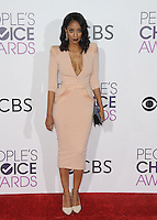 www.acepixs.com<br /> <br /> January 18 2017, LA<br /> <br /> Azie Tesfai arriving at the People's Choice Awards 2017 at the Microsoft Theater on January 18, 2017 in Los Angeles, California.<br /> <br /> By Line: Peter West/ACE Pictures<br /> <br /> <br /> ACE Pictures Inc<br /> Tel: 6467670430<br /> Email: info@acepixs.com<br /> www.acepixs.com
