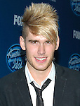 Colton Dixon at AMERICAN IDOL PREMIERE EVENT held at Royce Hall at UCLA in Westwood, California on January 09,2013                                                                   Copyright 2013 Hollywood Press Agency