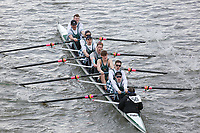 Crew: 56   Exeter University     A<br /> <br /> Eights Head of the River (HoRR) 2018<br /> <br /> To purchase this photo, or to see pricing information for Prints and Downloads, click the blue 'Add to Cart' button at the top-right of the page.