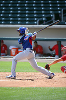 Trey Martin - Chicago Cubs 2016 extended spring training (Bill Mitchell)