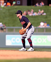 Ernie Clement - Cleveland Indians 2020 spring training (Bill Mitchell)