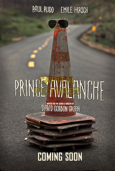 POSTER ART<br /> in Prince Avalanche (2013) <br /> *Filmstill - Editorial Use Only*<br /> CAP/FB<br /> Image supplied by Capital Pictures