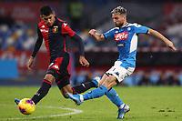 Dries Mertens of Napoli<br /> Napoli 09-11-2019 Stadio San Paolo <br /> Football Serie A 2019/2020 <br /> SSC Napoli - Genoa CFC<br /> Photo Cesare Purini / Insidefoto