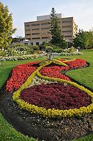 Centennial Park floral gardens