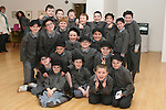 "The Workhouse Kids at ""Oliver"" in The Droichead Arts Centre...Photo NEWSFILE/Jenny Matthews.(Photo credit should read Jenny Matthews/NEWSFILE)....This Picture has been sent you under the condtions enclosed by:.Newsfile Ltd..The Studio,.Millmount Abbey,.Drogheda,.Co Meath..Ireland..Tel: +353(0)41-9871240.Fax: +353(0)41-9871260.GSM: +353(0)86-2500958.email: pictures@newsfile.ie.www.newsfile.ie.FTP: 193.120.102.198."