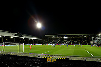10th July 2020; Craven Cottage, London, England; English Championship Football, Fulham versus Cardiff City; General view of Craven Cottage during the COVID-19