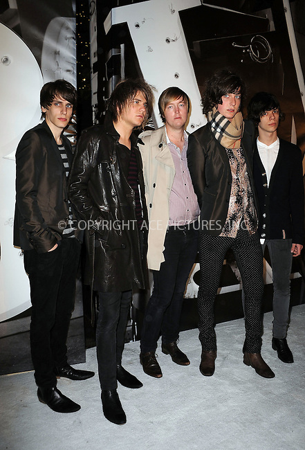 WWW.ACEPIXS.COM . . . . . ....May 28 2009, New York City....The band 'One Night Only'  attends Burberry Day at The New York Palace Hotel on May 28, 2009 in New York City.....Please byline: KRISTIN CALLAHAN - ACEPIXS.COM.. . . . . . ..Ace Pictures, Inc:  ..tel: (212) 243 8787 or (646) 769 0430..e-mail: info@acepixs.com..web: http://www.acepixs.com
