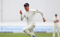 England's Keaton Jennings<br /> <br /> Photographer Stephen White/CameraSport<br /> <br /> Investec Test Series 2017 - Second Test - England v South Africa - Day 3 - Sunday 16th July 2017 - Trent Bridge - Nottingham<br /> <br /> World Copyright &copy; 2017 CameraSport. All rights reserved. 43 Linden Ave. Countesthorpe. Leicester. England. LE8 5PG - Tel: +44 (0) 116 277 4147 - admin@camerasport.com - www.camerasport.com