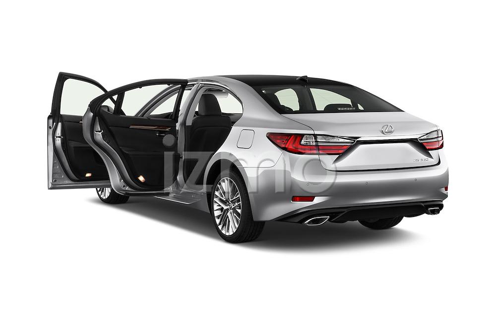 Car images of 2016 Lexus ES 350 4 Door Sedan 2WD Doors