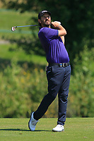 Thomas Aiken (RSA) on the 1st fairway during Round 1 of the HNA Open De France at Le Golf National in Saint-Quentin-En-Yvelines, Paris, France on Thursday 28th June 2018.<br /> Picture:  Thos Caffrey | Golffile