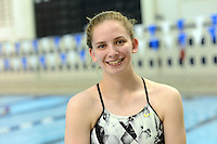 Phoebe Shaya Council Rock South Diver in Newtown, Pennsylvania