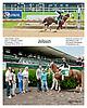 Jalouzi winning at Delaware Park on 6/27/13