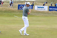 Thomas Pieters (BEL) on the 8th fairway during Round 3 of the Dubai Duty Free Irish Open at Ballyliffin Golf Club, Donegal on Saturday 7th July 2018.<br /> Picture:  Thos Caffrey / Golffile