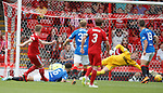 05.08.18 Aberdeen v Rangers: Allan McGregor can't keep out Bruce Anderson's shot as Aberdeen equalise