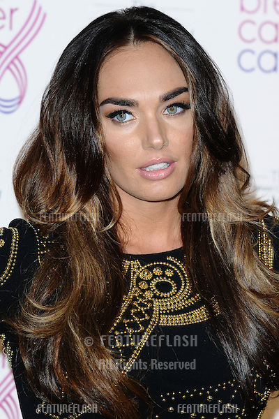 Tamara Ecclestone arriving for the Breast Cancer Care Fashion Show, Grosvenor House Hotel, London. 02/10/2012 Picture by: Steve Vas / Featureflash
