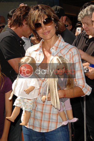 """Lisa Rinna<br />at the world premiere of """"Kit Kittredge: An American Girl"""". The Grove, Los Angeles, CA. 06-14-08<br />Dave Edwards/DailyCeleb.com 818-249-4998"""