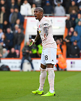 Ashley Young of Manchester United during AFC Bournemouth vs Manchester United, Premier League Football at the Vitality Stadium on 3rd November 2018