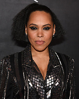 """08 February 2020 - Hollywood, California - Amirah Vann. """"How to Get Away with Murder"""" Series Finale at Yamashiro. Photo Credit: Billy Bennight/AdMedia"""