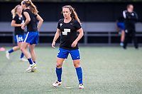 Boston, MA - Friday July 07, 2017: Allysha Chapman during a regular season National Women's Soccer League (NWSL) match between the Boston Breakers and the Chicago Red Stars at Jordan Field.