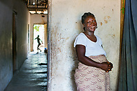 Doris, Mother, Buchanan, Liberia, 2014<br />