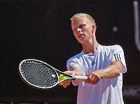 August 9, 2014, Netherlands, Rotterdam, TV Victoria, Tennis, National Junior Championships, NJK, Stephan Gerritsen  (NED)<br /> Photo: Tennisimages/Henk Koster