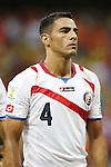 Michael Umana (CRC), JULY 5, 2014 - Football / Soccer : FIFA World Cup Brazil 2014 quarter-finals match between Netherlands 0(4-3)0 Costa Rica at Arena Fonte Nova stadium in Salvador, Brazil.<br /> (Photo by AFLO)