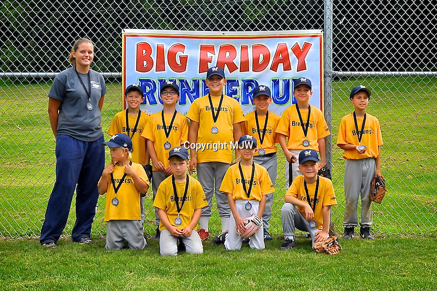 little league, Big Friday, 12-24  team