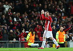 Wayne Rooney of Manchester United applauds the crowd during the UEFA Europa League match at Old Trafford, Manchester. Picture date: November 24th 2016. Pic Matt McNulty/Sportimage
