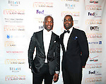 Designer Devon Scott and Ivan Godfrey Attend the 7th Annual Evidence Gala...A Breath of Spring Hosted by Law & Order Actress Tamara Tunie and Jazz Vocalist Gregory Generet Held at The Grand Ballroom at Manhattan Center, NY  4/12/2011
