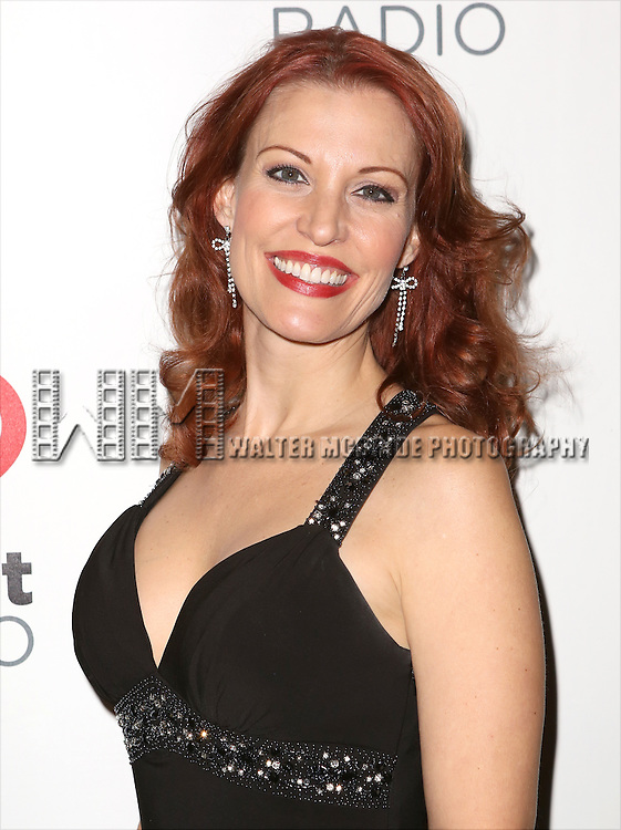Rachel York attends the Broadway Opening Night performance of 'The Last Ship' at the Neil Simon Theatre on October 26, 2014 in New York City.