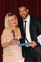 Fabio Quagliarella<br /> Napoli 06-06-2017  Napoli Hotel Continental<br /> Premio Football Leader 2017 - I migliori votano i migliori<br /> Football Leader 2017 Award - The best vote the best<br /> Foto Cesare Purini / Insidefoto