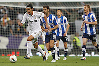 24.03.2012 SPAIN -  La Liga matchday 30th  match played between Real Madrid CF vs Real Sociedad (5-1) at Santiago Bernabeu stadium. The picture show  Sami Khedira (German midfielder of Real Madrid)