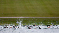14 MAY 2010 - HOLME PIERREPONT, GBR - VUE National Emergency Services Triathlon Championships .(PHOTO (C) NIGEL FARROW)