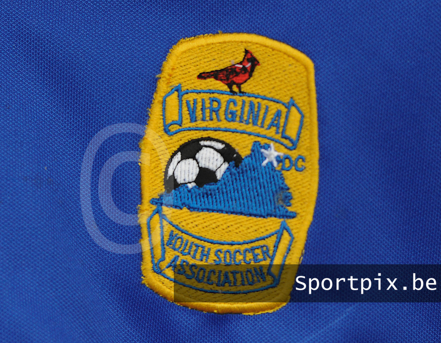 U 15 Belgian Red Flames - Virginia USA :<br /> <br /> logo Virginia USA<br /> <br /> foto Dirk Vuylsteke / Nikonpro.be