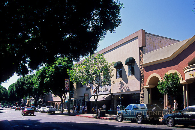 Downtown San Luis Obispo, CALIFORNIA