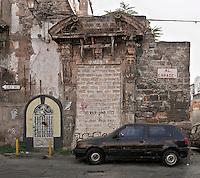 Palermo; quartiere Albergheria.<br /> Palermo Albergheria district