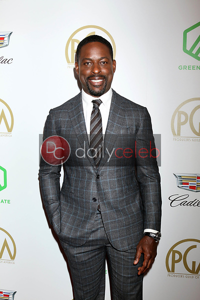 Sterling K Brown<br /> at the 2019 Producer's Guild Awards, Beverly Hilton Hotel, Beverly Hills, CA 01-19-19<br /> David Edwards/DailyCeleb.com 818-249-4998