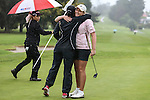 Brittney Dryland wins the Barfoot and Thompson Charles Tour, Akarana Open, Akarana Golf Club, Auckland, Sunday 17  April 2016. Photo: Simon Watts/www.bwmedia.co.nz