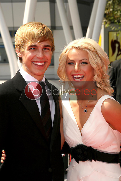 Cody Linley and Juliana Huff<br />At the 60th Primetime Creative Arts Emmy Awards Red Carpet. Nokia Live Theater, Los Angeles, CA. 09-13-08<br />Dave Edwards/DailyCeleb.com 818-249-4998