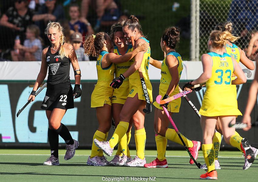 Pro League Hockey - Vantage Blacksticks Women v Australia