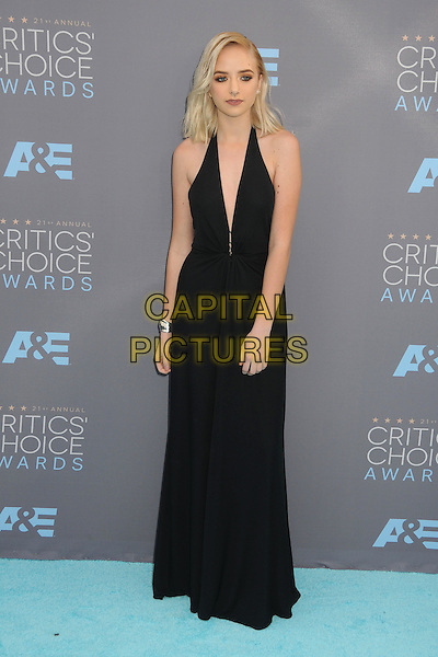 17 January 2016 - Santa Monica, California - Maddi Bragg. 21st Annual Critics' Choice Awards - Arrivals held at Barker Hangar. <br /> CAP/ADM/BP<br /> &copy;BP/ADM/Capital Pictures