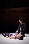 ARIKA<br /> <br /> Direction et interprétation : Yasutake Shimaji, Tamaki Roy<br /> Chorégraphie et décors : Yasutake Shimaji<br /> Musique : Tamaki Roy<br /> Création en 2016 au Aichi Prefectural Art Theater <br /> Cadre du Festival Séquence Danse 2020<br /> Lieu : Grande salle de la Maison de la culture du Japon à Paris<br /> Date : 12/03/2020