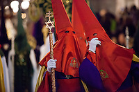 Holy Friday in Granada, Spain