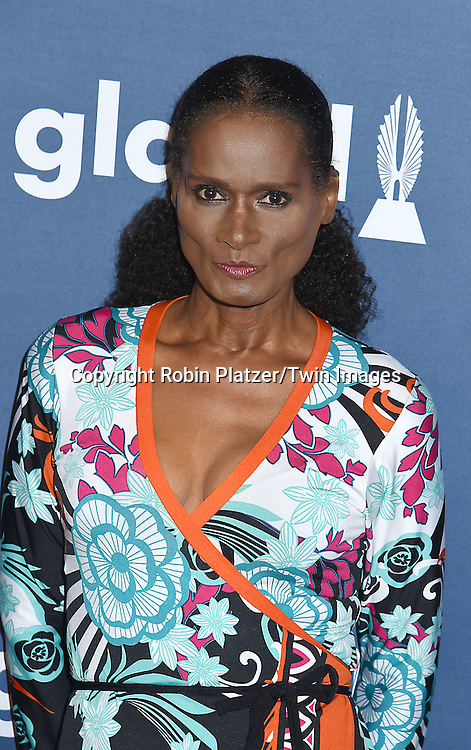 Tracey Norman attends the 27th Annual GLAAD Media Awards on May 14, 2016 at the Waldorf Astoria Hotel in New York City, New York, USA.<br /> <br /> photo by Robin Platzer/Twin Images<br />  <br /> phone number 212-935-0770