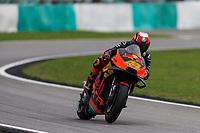 2nd November 2019; Sepang Circuit, Sepang Malaysia; MotoGP Malaysia, Qualifying Day;  The number 44 Red Bull KTM Factory Racing rider Pol Espargaro during qualifying - Editorial Use